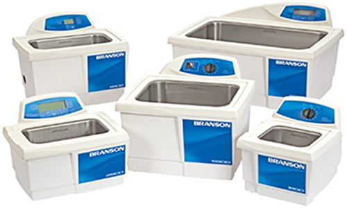 Branson CPX Series Ultrasonic cleaners